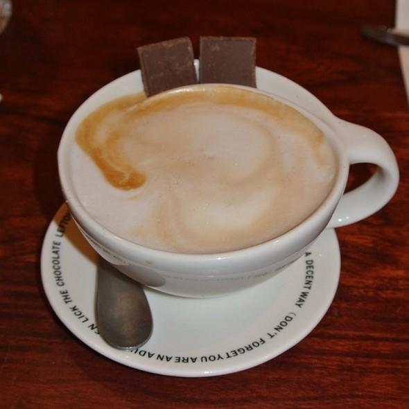 Cappuccino - Max Brenner - Philadelphia, Philadelphia, PA