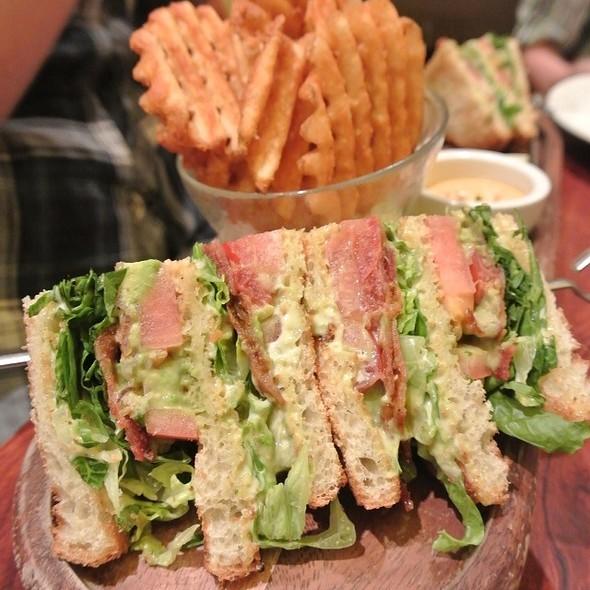 Bacon Avocado Lettuce Tomato Sandwich - Max Brenner - Philadelphia, Philadelphia, PA