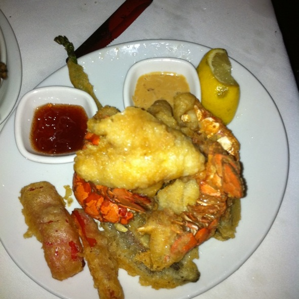 Lobster Tempura - Fleming's Steakhouse - Birmingham MI, Birmingham, MI