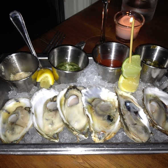 Oysters - South Edison, Montauk, NY