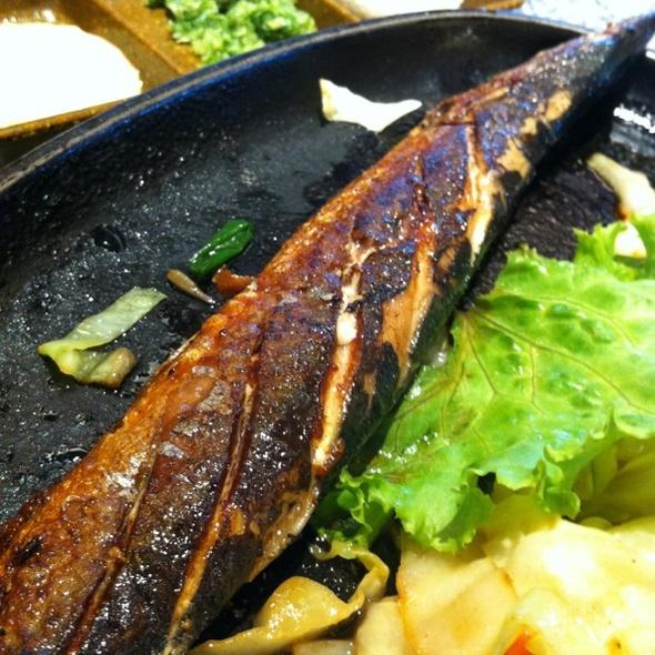 Sanma Steak - Zen Restaurant - Alameda, Alameda, CA
