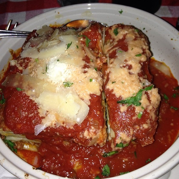 Meat Lasagna - P.J. Clarke's DC, Washington, DC
