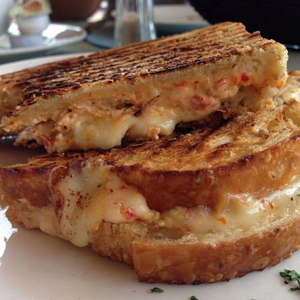Grilled Cheese Sandwich - Panolivo, Paso Robles, CA