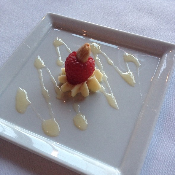 Amuse Bouche - The View Restaurant at the Mirror Lake Inn, Lake Placid, NY