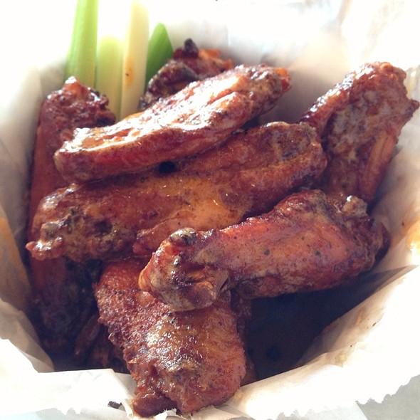 Smokehouse Wings - Bulldog Barbecue, North Miami, FL
