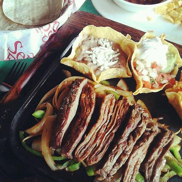 beef fajitas - Señor Frog's - Orlando, Orlando, FL