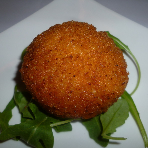 Rice Croquette - Bottega Pizzeria, Montreal, QC