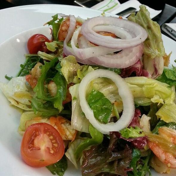 Seafood Salad - Cafe Japengo, San Diego, CA