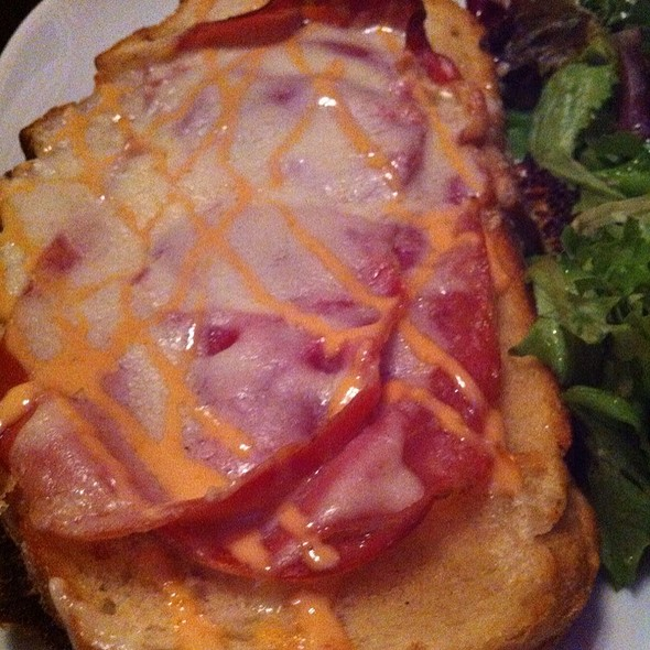 Monte Cristo Sandwich - Sips Bistro and Bar, Phoenixville, PA