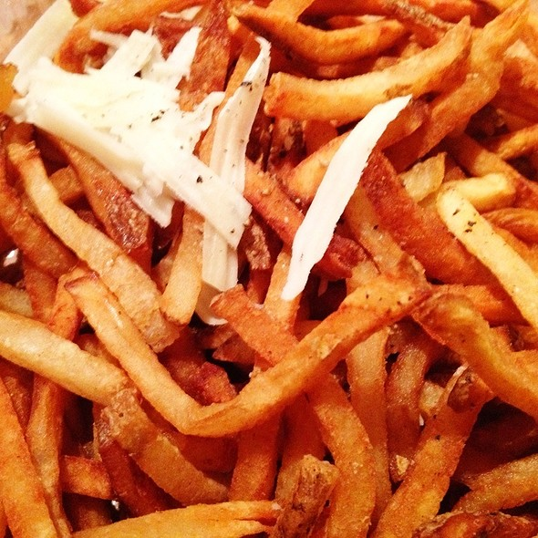 Truffle Fries - The Madison Bar and Grill, Hoboken, NJ