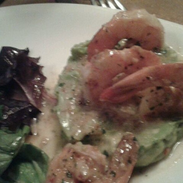 Garlic Shrimp &herb With Mache Greens - Harvest Bistro & Bar (Closter, NJ), Closter, NJ