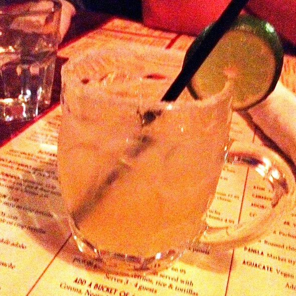 Margarita - Milagro on Queen West, Toronto, ON