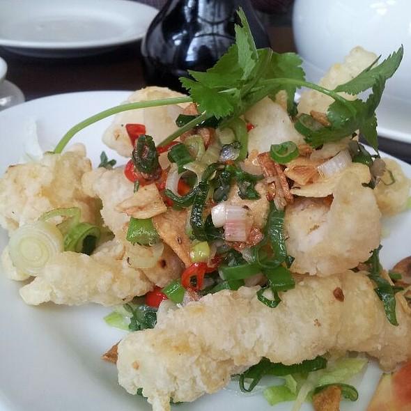 Chili Salt & Pepper Squids - Com Viet, London
