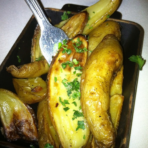 Roasted Fingerling Potato - Bali Steak & Seafood, Honolulu, HI