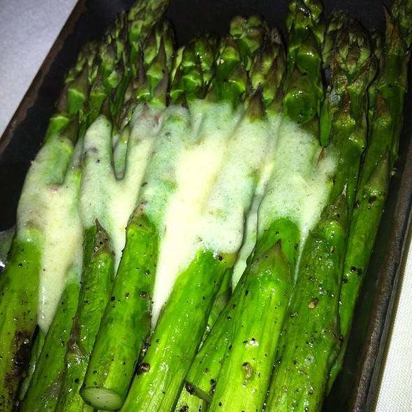 Grilled Asparagus - Bali Steak & Seafood, Honolulu, HI
