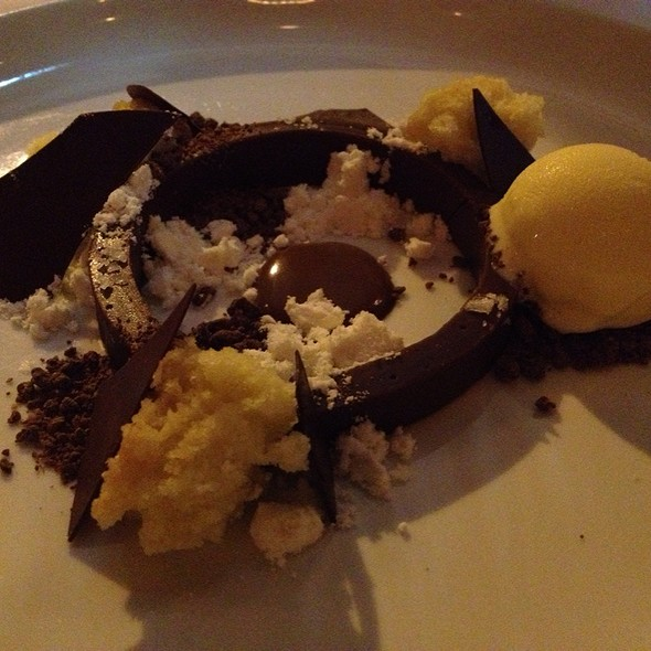 Chocolate Cake - The Dorrance, Providence, RI
