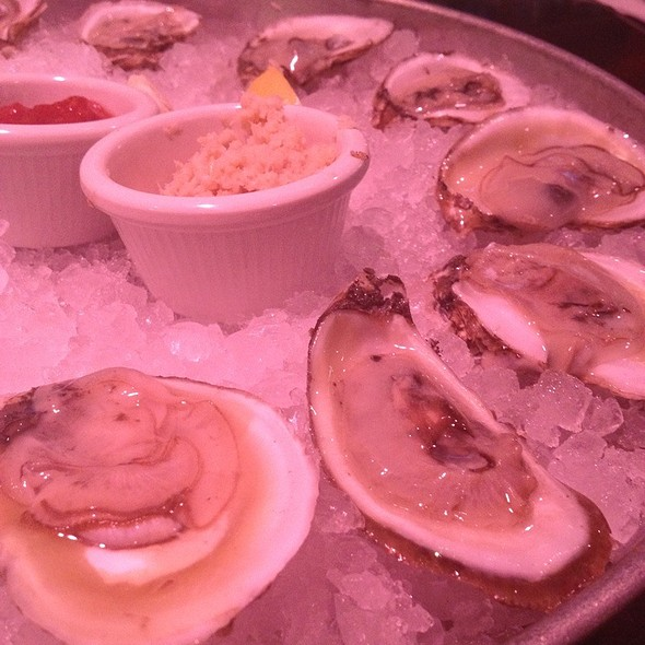Fresh Chesapeake Oysters - The Hard Shell - Downtown, Richmond, VA