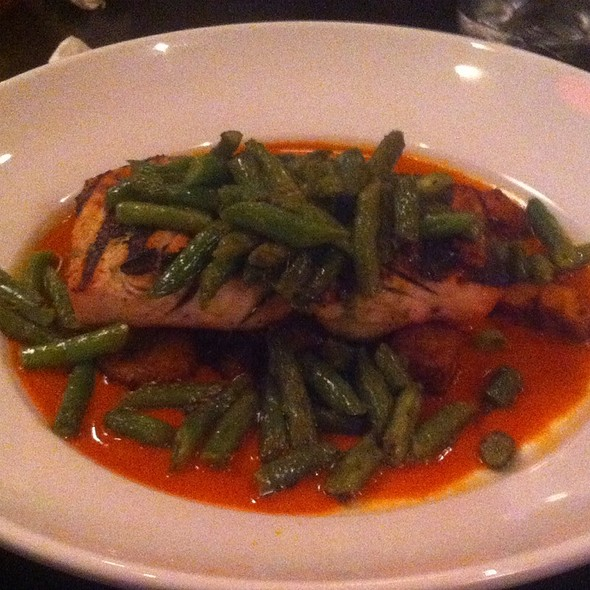 Grilled Swordfish - Paladar Latin Kitchen & Rum Bar, Annapolis, MD