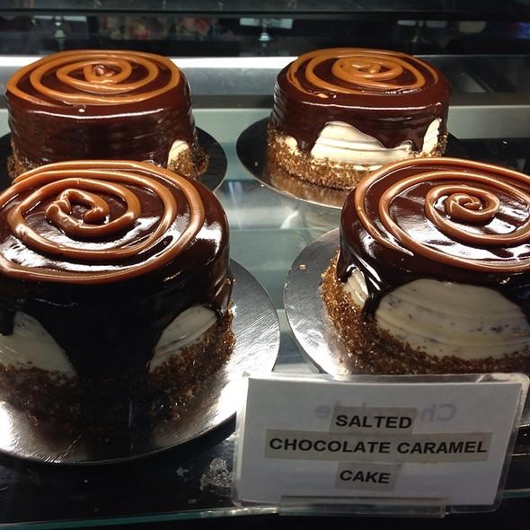 Salted Caramel Chocolate Cake Walnut Creek