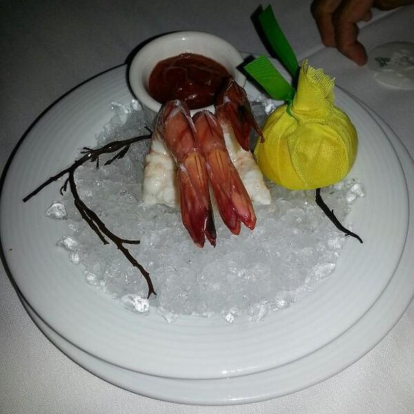 Jumbo shrimp cocktail - Gallagher's Steakhouse, Las Vegas, NV
