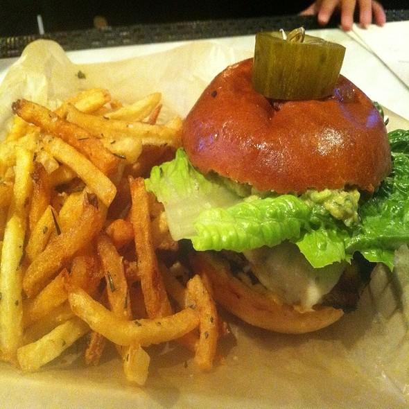 Grilled Chicken Sandwich - 8407 kitchen bar, Silver Spring, MD