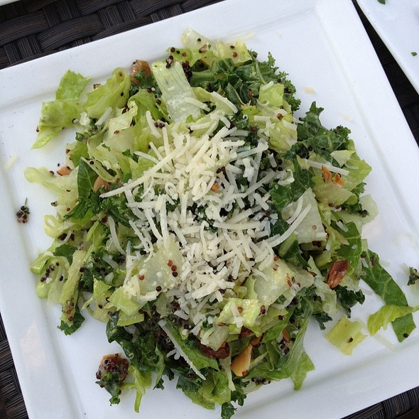 Kale Salad - Napa Valley Grille - Westwood, Los Angeles, CA