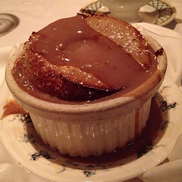 Chocolate Hazelnut Souffle - The Cellar - Fullerton CA, Fullerton, CA