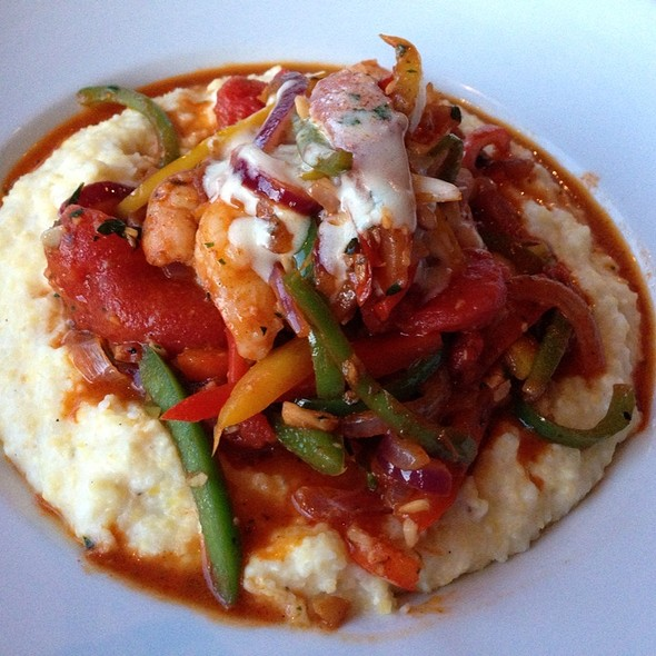 Shrimp & Grits - Boathouse at Breach Inlet, Isle Of Palms, SC