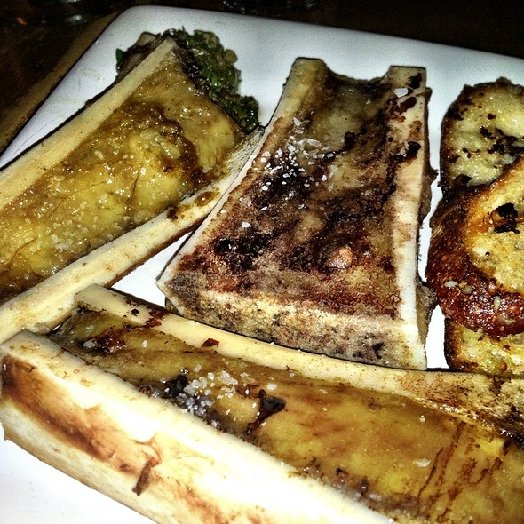 Roasted Beef Bone Marrow - Smithfields, Ashland, OR