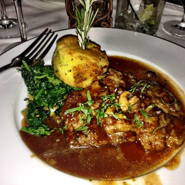 Veal Scaloppini - Davio's - Boston, Boston, MA