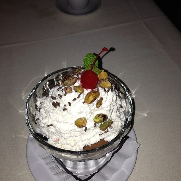 Hot Fudge Sundae - Jimmy's An American Restaurant & Bar, Aspen, CO