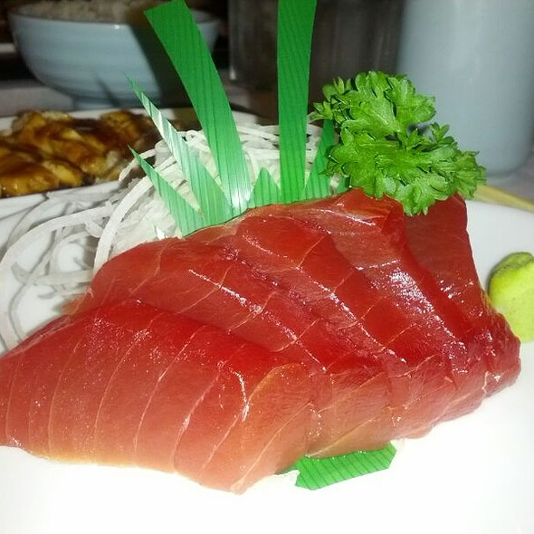 Sashimi - Mitsuyoshi Restaurant, Stanton, CA