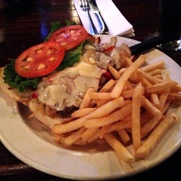 Steak Sandwich - James Joyce Irish Pub and Restaurant, Baltimore, MD