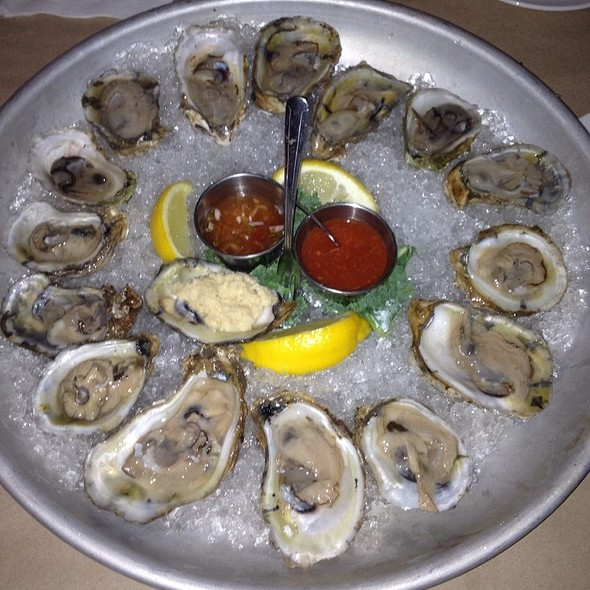 Oysters - Rye and Thyme, Leominster, MA