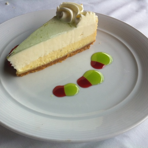 Key Lime Pie - Sunset Terrace - Omni Grove Park Inn, Asheville, NC