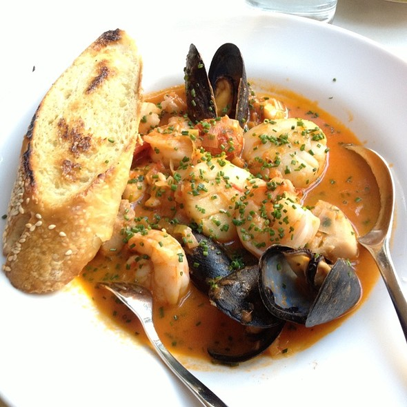 Caccuccio - Muse Restaurant, Charleston, SC