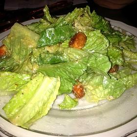 Ceasar Salad - The Library Restaurant - Myrtle Beach, Myrtle Beach, SC