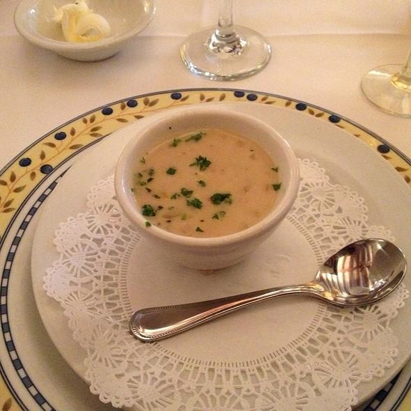 Crab Bisque - Le Rendez-vous Bistro & Restaurant Francais, Tucson, AZ