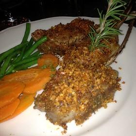 Lamb Chops - The Library Restaurant - Myrtle Beach, Myrtle Beach, SC