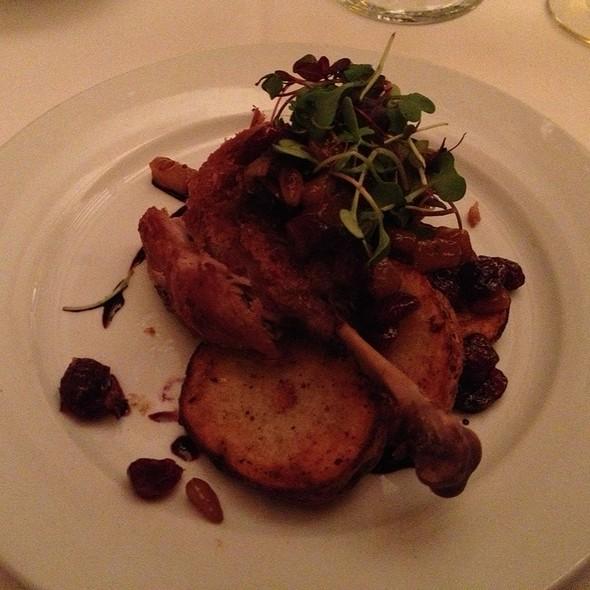 Duck Confit - Le Rendez-vous Bistro & Restaurant Francais, Tucson, AZ