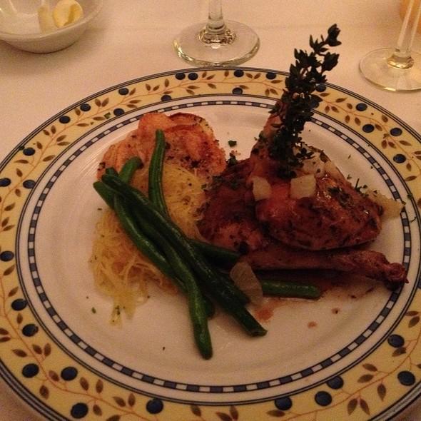 Pheasant - Le Rendez-vous Bistro & Restaurant Francais, Tucson, AZ