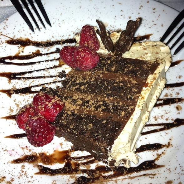 Chocolate Cake - Le Rendez-vous Bistro & Restaurant Francais, Tucson, AZ