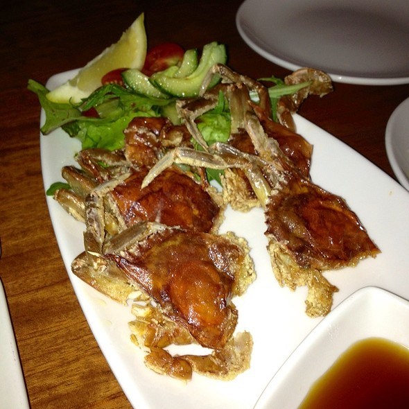Soft Shell Crab - Momiji Restaurant, Seattle, WA