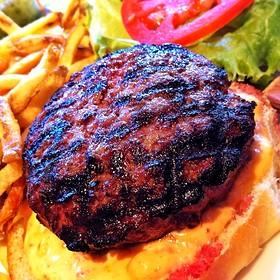 Food Dance Burger - Food Dance, Kalamazoo, MI
