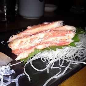 Alaskan King Crab - Nobu Dallas, Dallas, TX