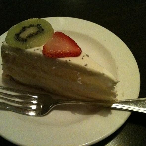 Gluten-Free Ricotta Cake - Piazza Sorrento, Hershey, PA