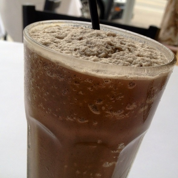 Coupa Frappe - Coupa Cafe, Beverly Hills, CA