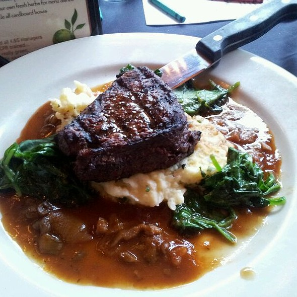 Filet Mignon - Ken & Sue's, Durango, CO