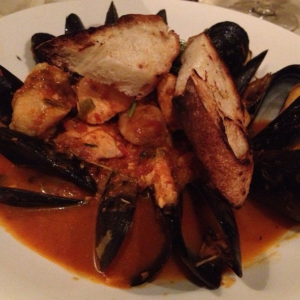 Bouillabaisse - Grata Restaurant and Wine Bar, New York, NY