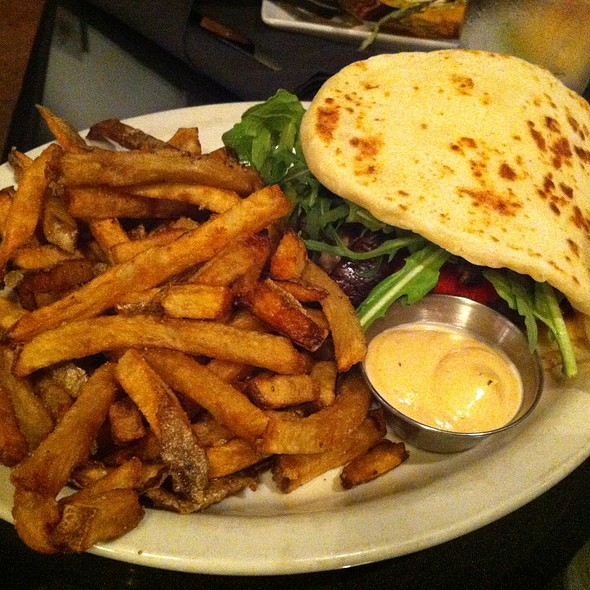 Goat Burger - Black Sheep Cafe, Provo, UT